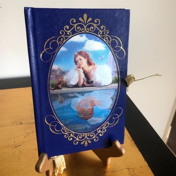 2008 Disney Enchanted Journal W/ Lenticular Cover